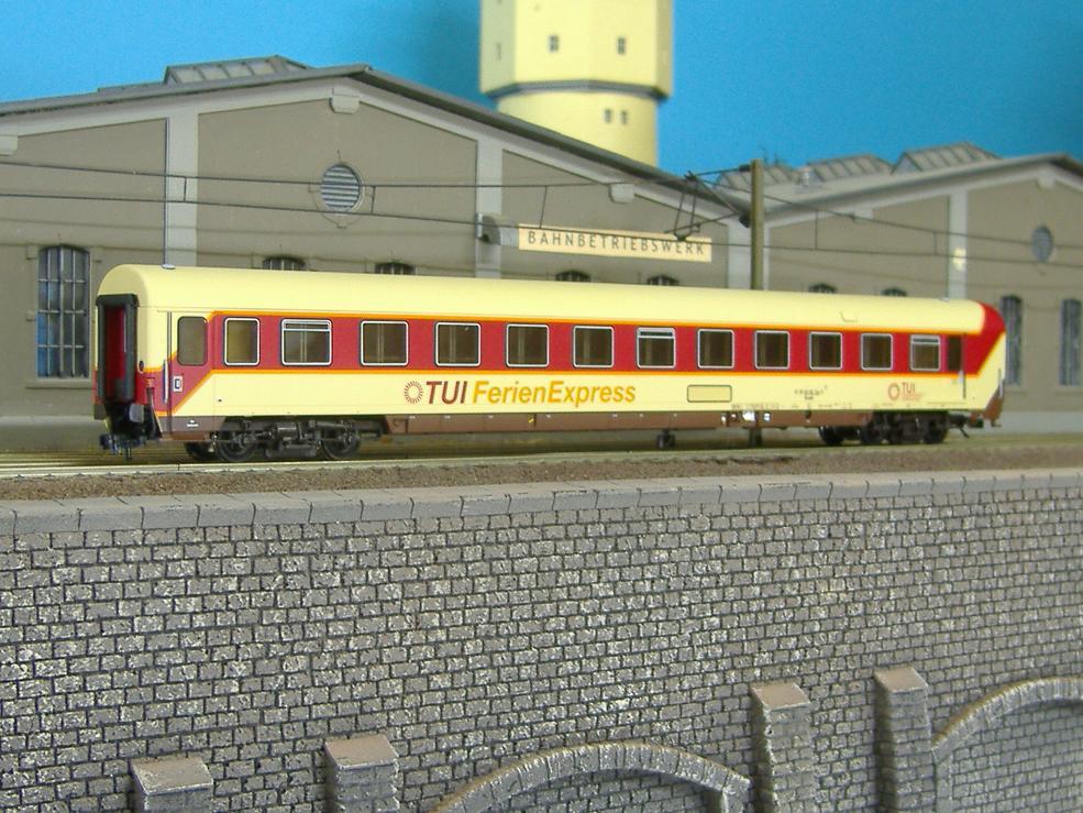 LSM 46001 - Set 2 Liegewagen TUI.3