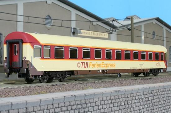 LSM 46002 - Set 2 Liegewagen TUI.2