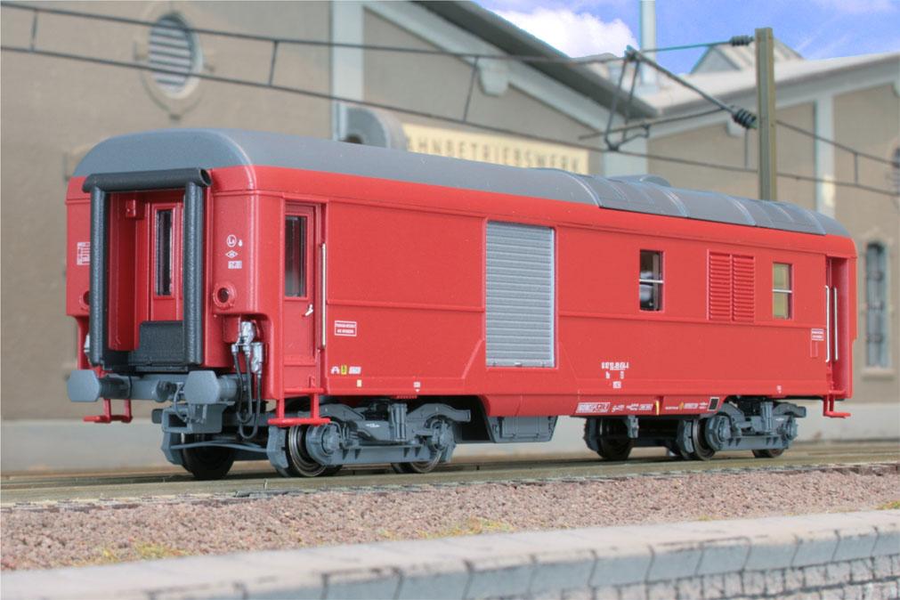 LSM 96004 Set 'Goethe' - Dx (Generator), rot, Ep. IVa. Auf 199 Stck limitierte Auflage.01