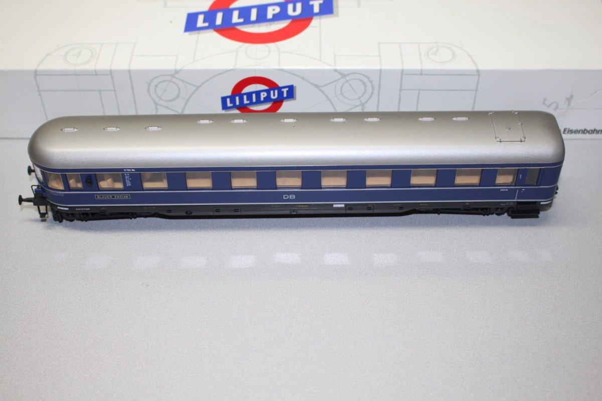 liliput-840-03-kanzelwagen-blau-silbermes-db-emblem-blauer-enzian