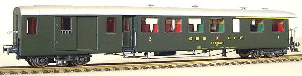 RailTop 31413 - SBB ABDi, Typ 'Seetal', Dach silbergrau Ep. IVa.1