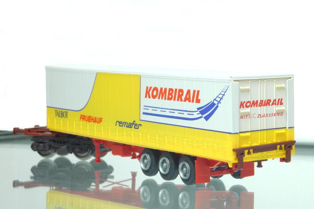 Roco 1912 - Kombi-Rail 'Kombirail'