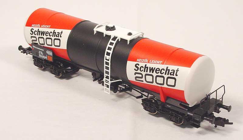 Roco 46712 - Kesselwagen, 4-achsig, 'Schwechat 2000', OeBB, Ep.4