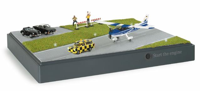 Herpa 461276 - Cessna 172 Scenix-Set