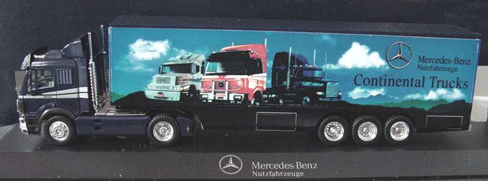 Herpa DB Teile Nr. B 6 600 000 8 - DB SK 1850, SOS DB 1993, 'Continental Trucks'