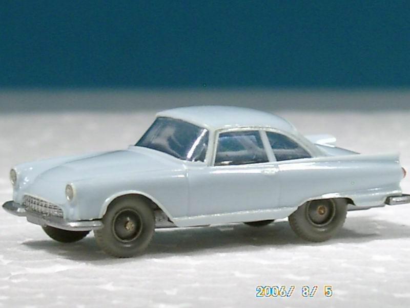 Wiking 128-1D - DKW Spezial, wasserblau.1