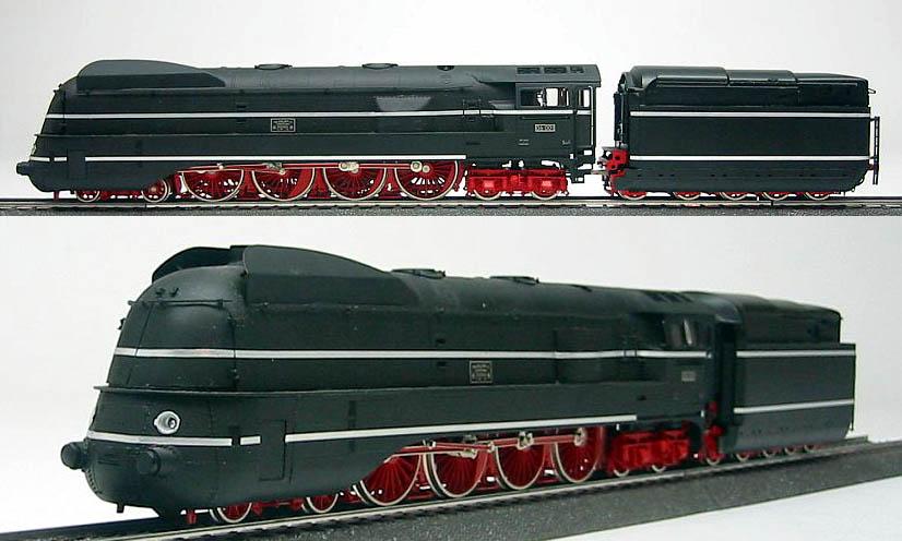 Lemaco 025 - BR 06, schwarz