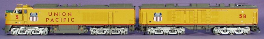 Overland 0365.1 (O-Scale) - Union Pacific, Big Blow Gas Turbine No. 5, F-P, 1993-run, 12 made.01