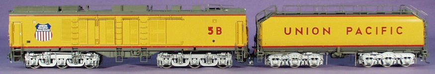 Overland 0365.1 (O-Scale) - Union Pacific, Big Blow Gas Turbine No. 5, F-P, 1993-run, 12 made.02