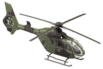 Roco 870 - Eurocopter EC 135, SOS 2001, Helikopter, getarnt, BW