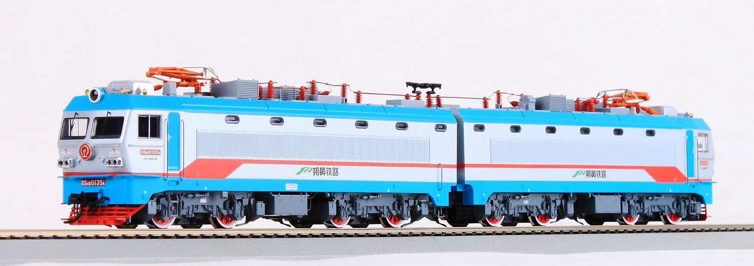 Bachmann CE00406 - SS4, 0135, Shuohuang Railway.1