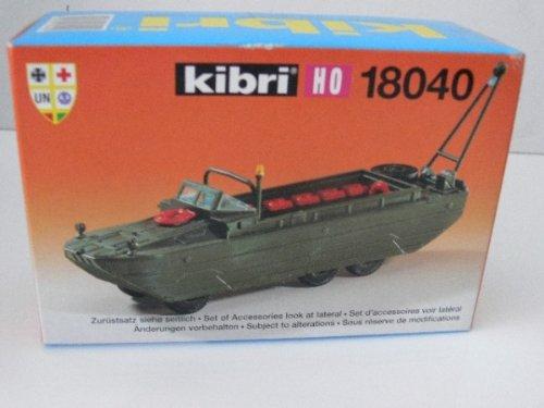 Kibri 18040 - Amphibienfahrzeug, Bundeswehr