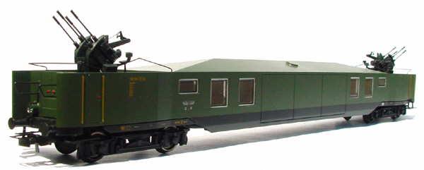 Liliput 336 610 - DRG Flakwagen BR SdPl 4i