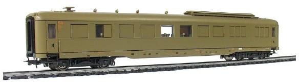 Liliput 383 613 - Senderwagen M, Funkfeuer, DRG