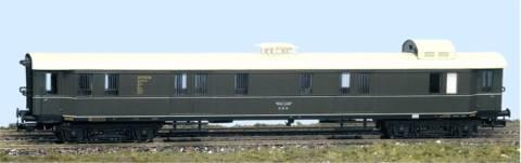 Liliput 385 203 - Maschinengepaeckwagen, Reichsregierungszug, DRG, Ep.II