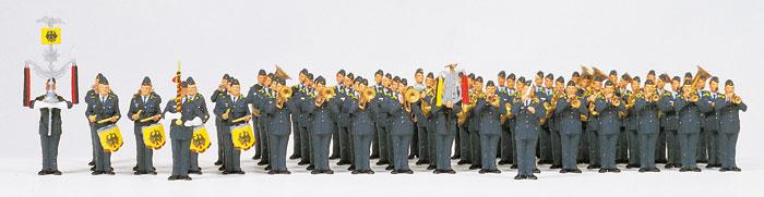 Preiser 13256 - Stabsmusikkorps der Luftwaffe