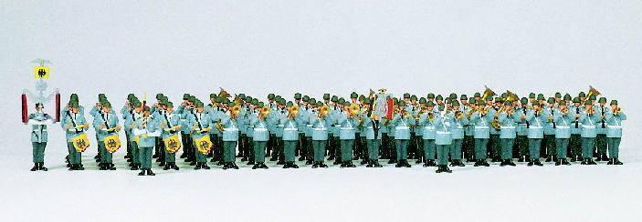 Preiser 13257 - Stabsmusikkorps der Bundeswehr