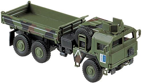 Roco 891 - MAN Kipper 6x6, 3-achsig, modulare Schutzausstattung MSA, SFOR, Tarnfarbe, SOS 2003