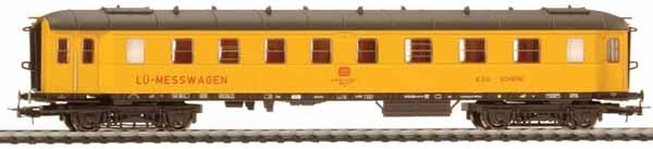 Liliput 328721 - Lademaßüberschreitungs - Messwagen, ESG Schiene, Ep. V