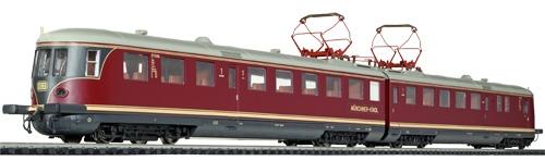 Liliput 133 544 - Elektrischer Triebzug ET 11 03, DB, Epoche III, MÜNCHNER KINDL.1